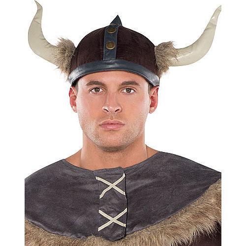 Adult Viking Warrior Costume Plus Size Image #2
