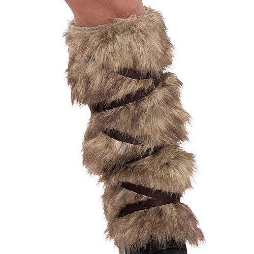 Adult Viking Warrior Costume Plus Size Image #5