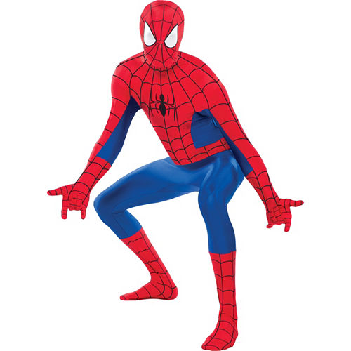 Nav Item for Adult Spider-Man Partysuit Image #1
