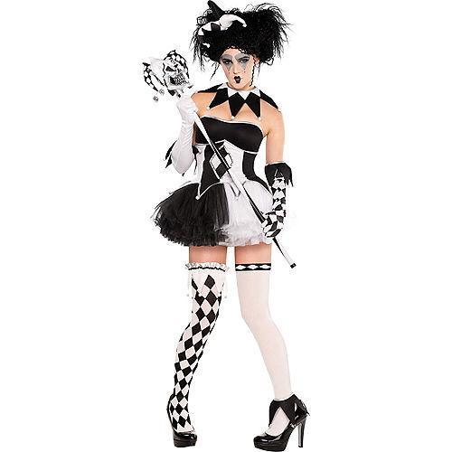 Adult Tricksterina Costume Image #1