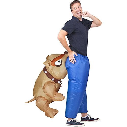 Adult Inflatable Dog Costume Image #1