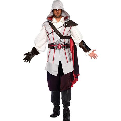 Adult Ezio Costume - Assassin's Creed II Image #1
