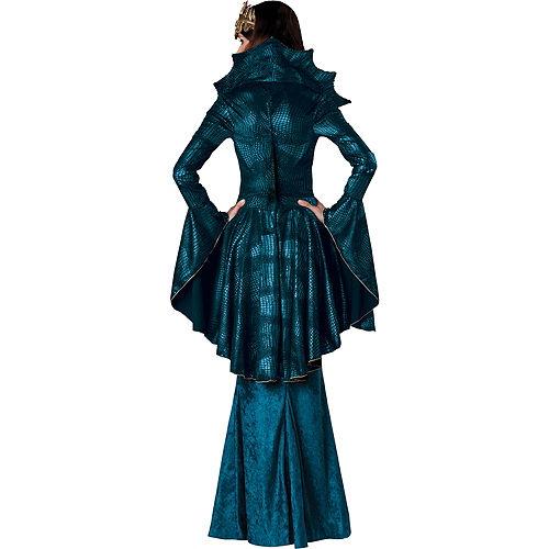 Adult Medieval Queen Costume Deluxe Image #2