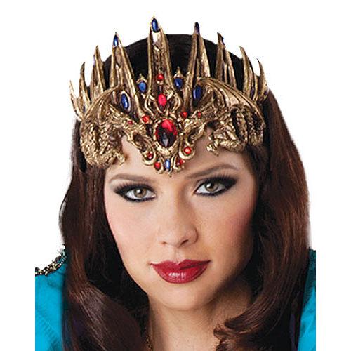 Adult Medieval Queen Costume Deluxe Image #3