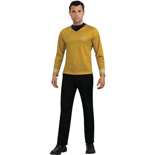 Adult Captain Kirk Costume - Star Trek 2 Image #1