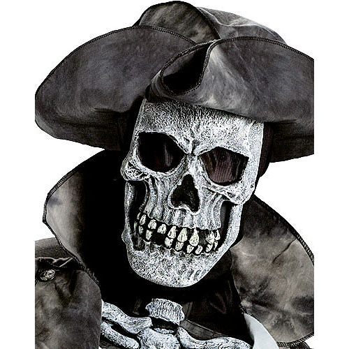 Adult Ghost Pirate Costume Image #2