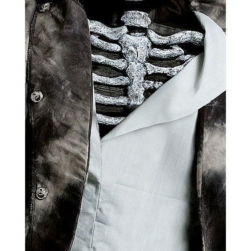 Adult Ghost Pirate Costume Image #3