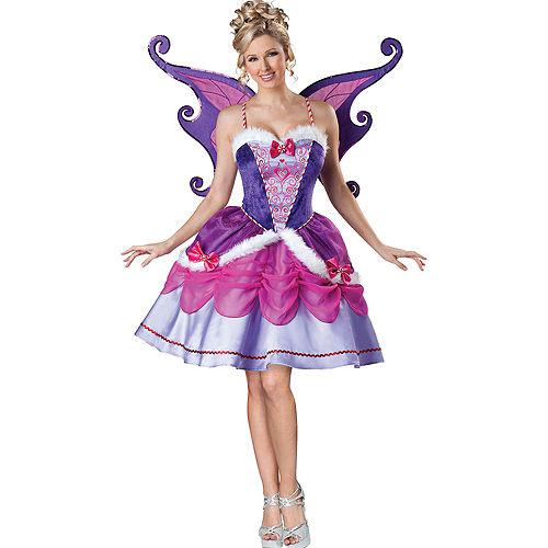 Adult Sugar Plum Fairy Costume Image #1