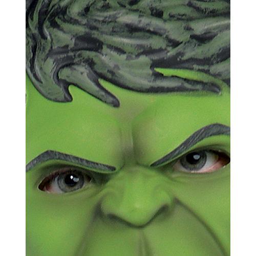 Boys Hulk Muscle Costume Image #2