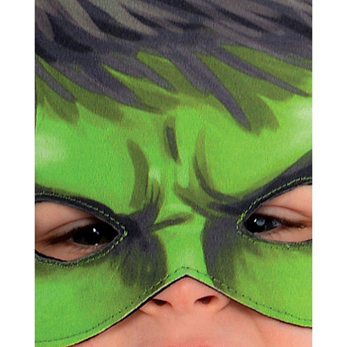 Toddler Boys Hulk Muscle Costume Classic Image #2