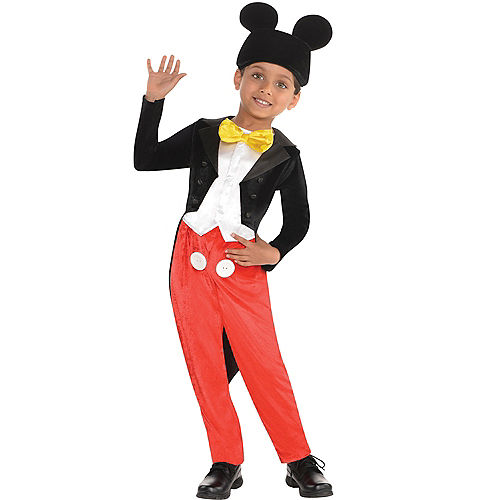 Boys Mickey Mouse Costume Classic Image #1