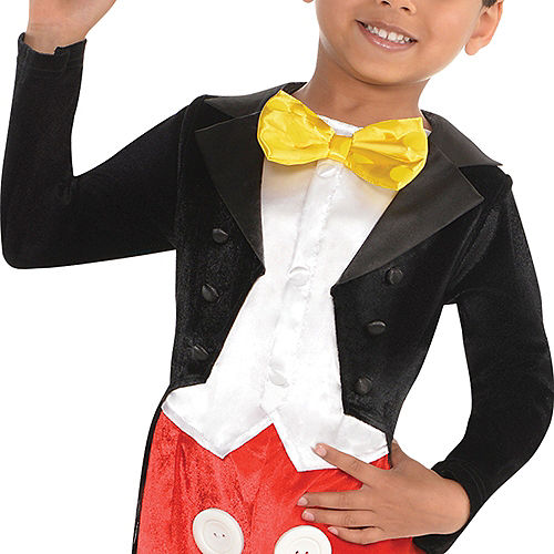 Boys Mickey Mouse Costume Classic Image #3