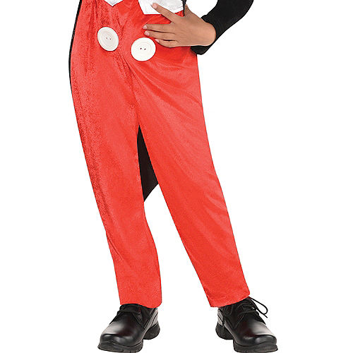 Boys Mickey Mouse Costume Classic Image #4