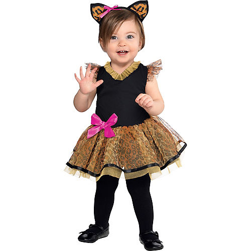 Baby Cutie Cat Costume Image #1