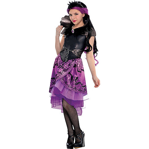 Girls Raven Queen Costume Supreme - Ever After High Image #1