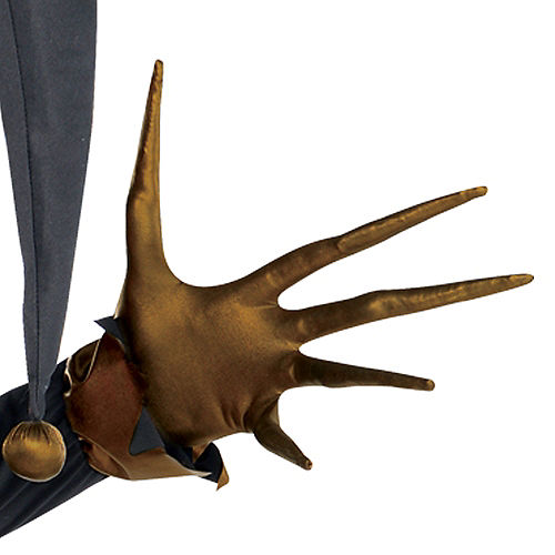 Adult Joker's Wild Skeleton Costume Image #3