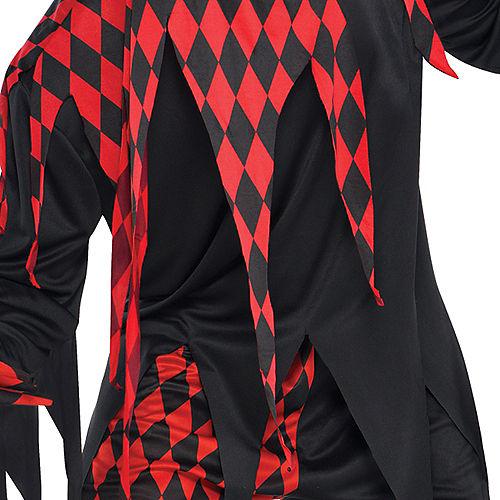 Adult Krazed Jester Costume Image #3