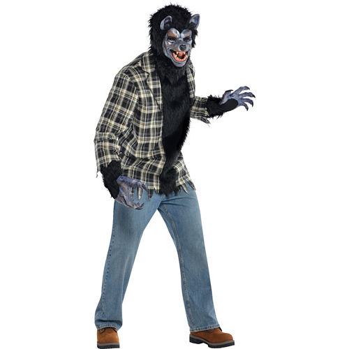 Adult Rabid Werewolf Costume Image #1
