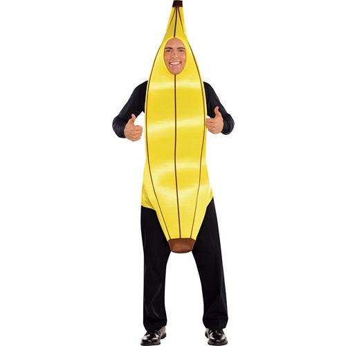 Adult Going Banana Costume Image #1