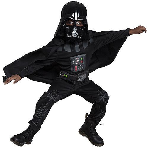 Boys Darth Vader Costume Classic - Star Wars Image #2
