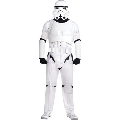 Adult Stormtrooper Costume - Star Wars Image #1