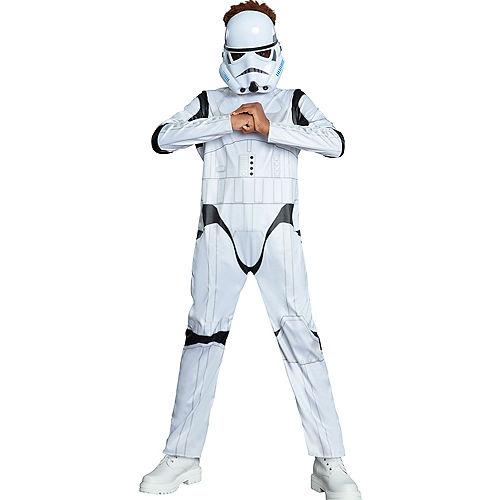 Boys Stormtrooper Costume - Star Wars Image #2