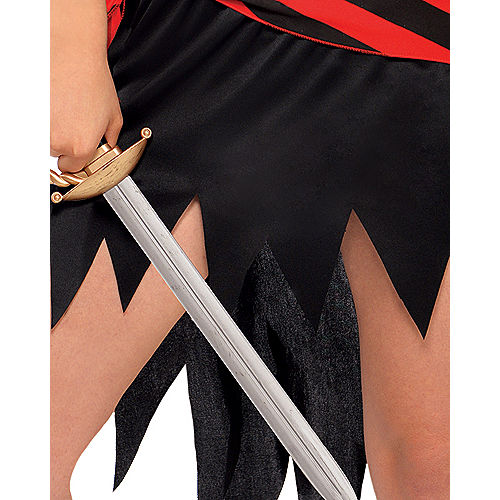 Adult Rogue Maiden Pirate Costume Image #5