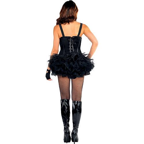 Adult Hot SWAT Costume Image #2
