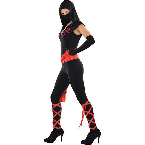 Adult Dragon Fighter Ninja Costume Image #2