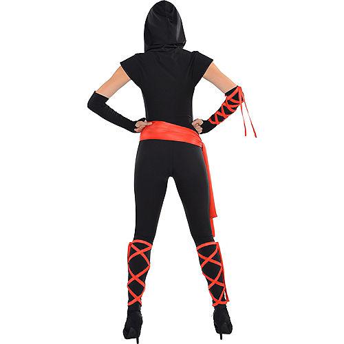 Adult Dragon Fighter Ninja Costume Image #3