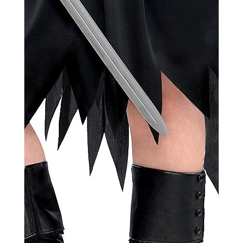 Adult Rogue Maiden Pirate Costume Plus Size Image #5
