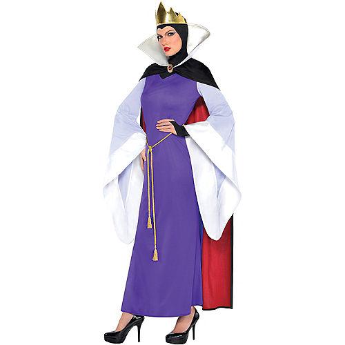 Adult Evil Queen Costume - Snow White & the Seven Dwarfs Image #1