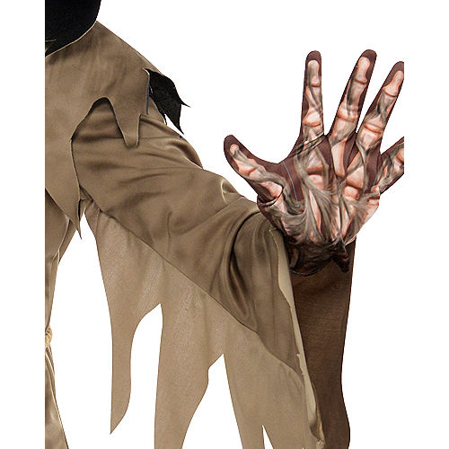 Boys Swamp Creeper Costume Image #3