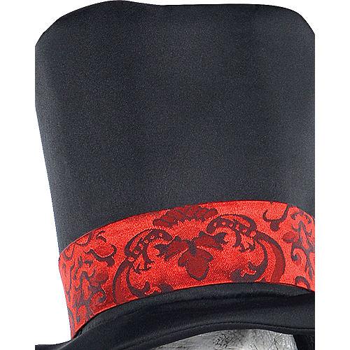 Boys Dapper Death Reaper Costume Image #2