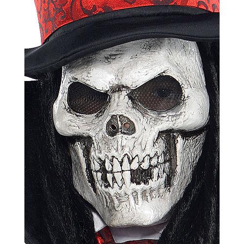 Boys Dapper Death Reaper Costume Image #3