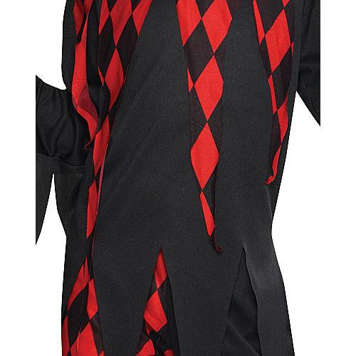 Boys Krazed Jester Costume Image #4