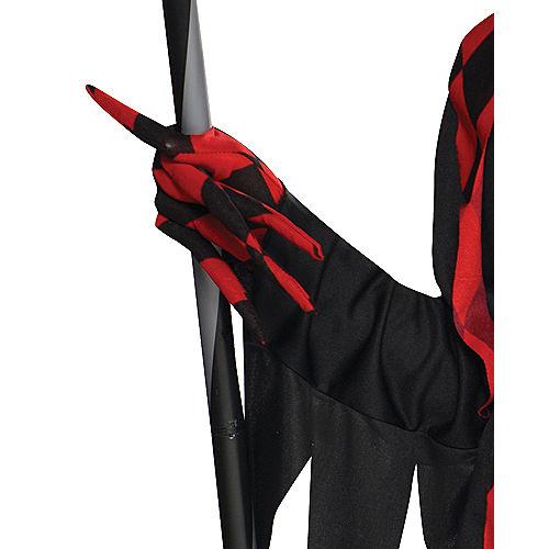 Boys Krazed Jester Costume Image #5