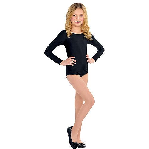 Child Black Bodysuit Image #1