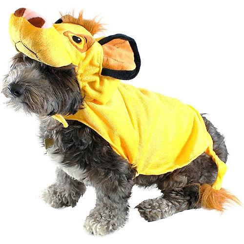 Simba Dog Costume Image #1