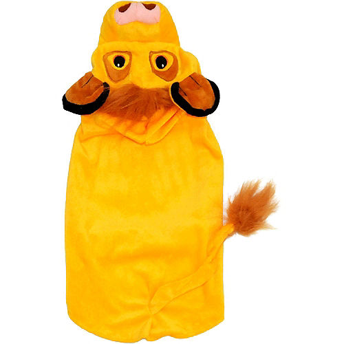 Simba Dog Costume Image #2