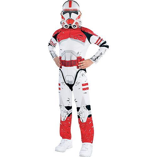 Boys Shock Trooper Costume - Star Wars Image #1