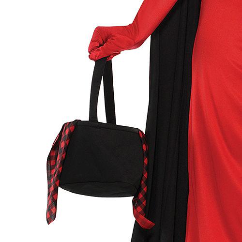 Adult Enchantress Red Riding Hood Costume Image #4