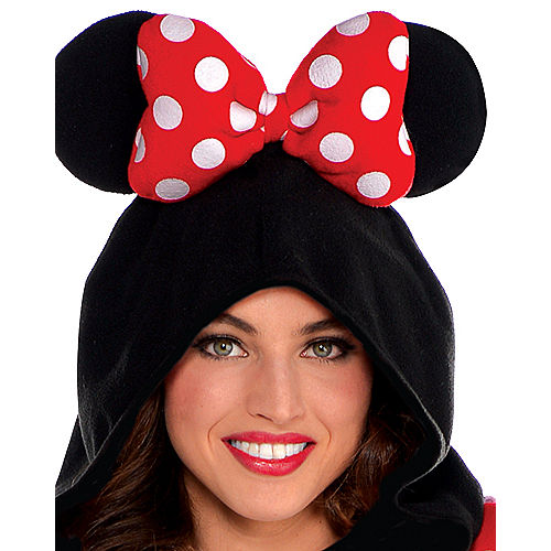 Zipster Minnie Mouse One Piece Costume Image #2