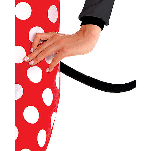 Zipster Minnie Mouse One Piece Costume Image #4