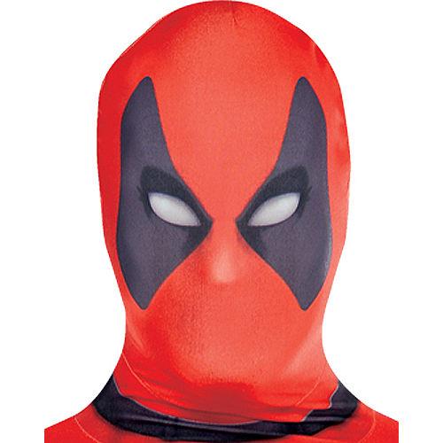 Adult Deadpool Partysuit Image #2