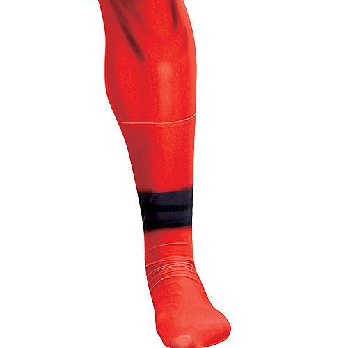 Adult Deadpool Partysuit Image #5