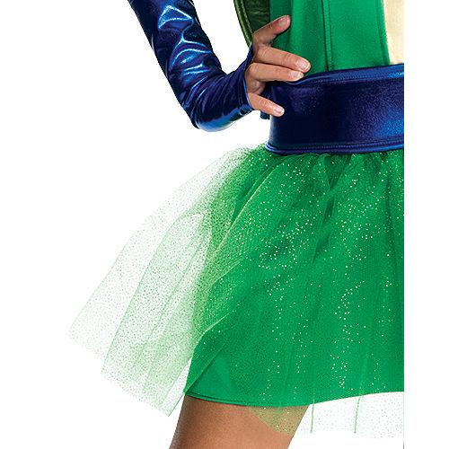 Girls Leonardo Costume Deluxe - Teenage Mutant Ninja Turtles Image #5