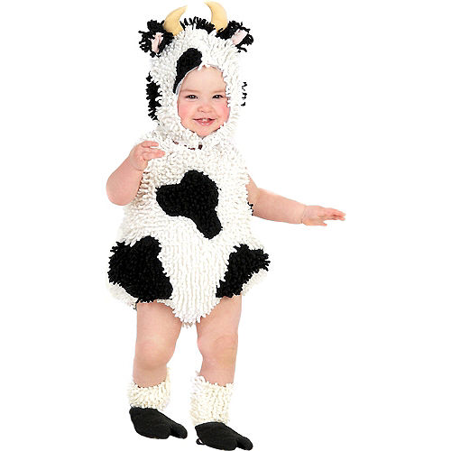 Baby Kelly the Cow Costume Image #1