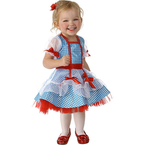 Baby Glitter Dorothy Costume - The Wizard of Oz Image #1