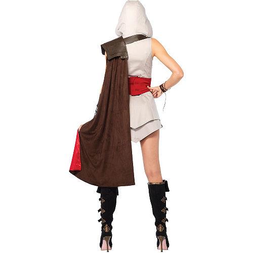 Adult Sexy Ezio Costume - Assassin's Creed II Image #2